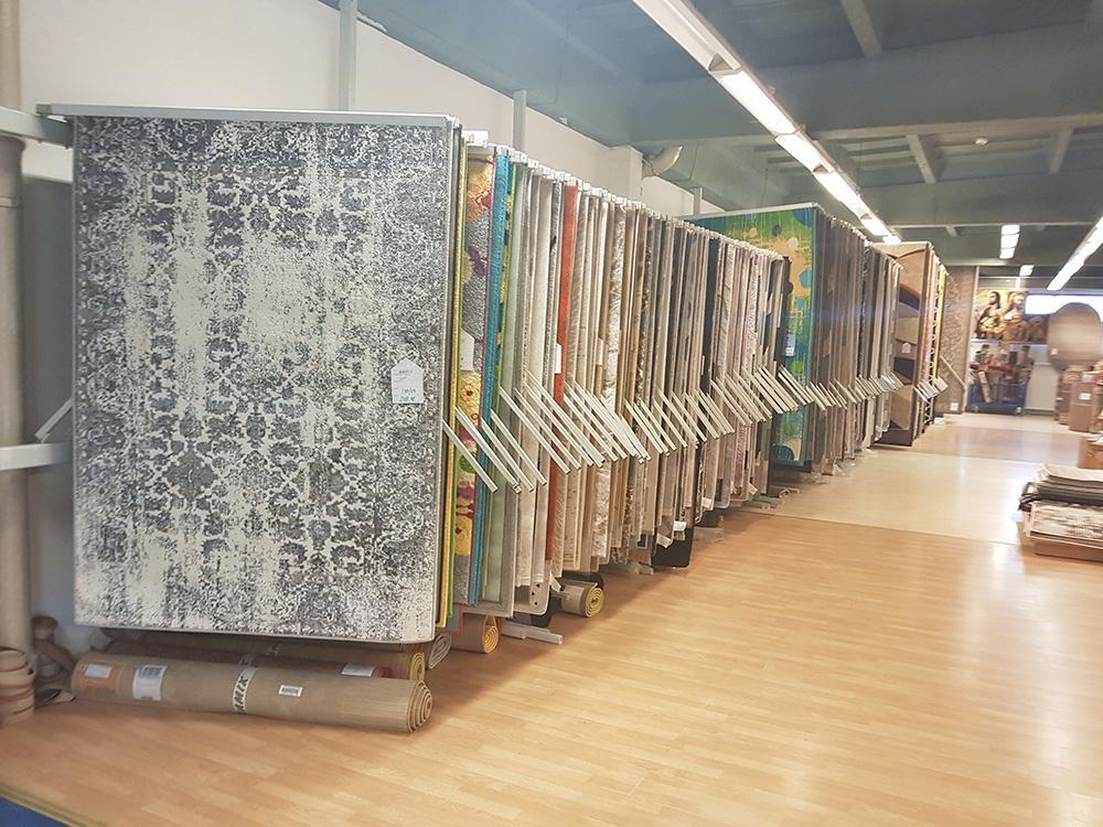 dywany shaggy tychy